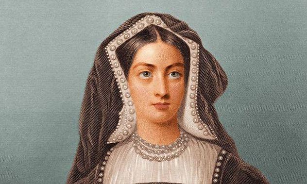 Photo of Catherine of Aragon