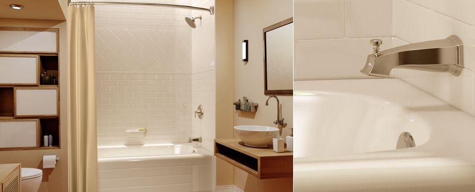 earth tone bathroom remodel  bathrooms remodel bathtub