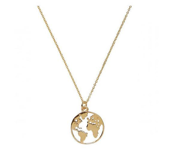 World map necklace world globe globetrotter necklace minimal world map necklace world globe globetrotter necklace minimal jewelry silver necklace jewelry fine jewelry gumiabroncs Image collections