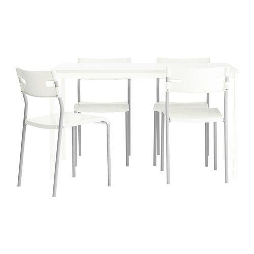 Melltorp laver tafel en 4 stoelen ikea visions for my for Ikea kinderstoel en tafel