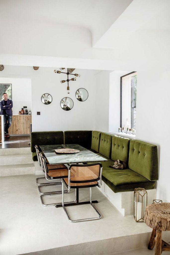 Een eclectisch interieur | House