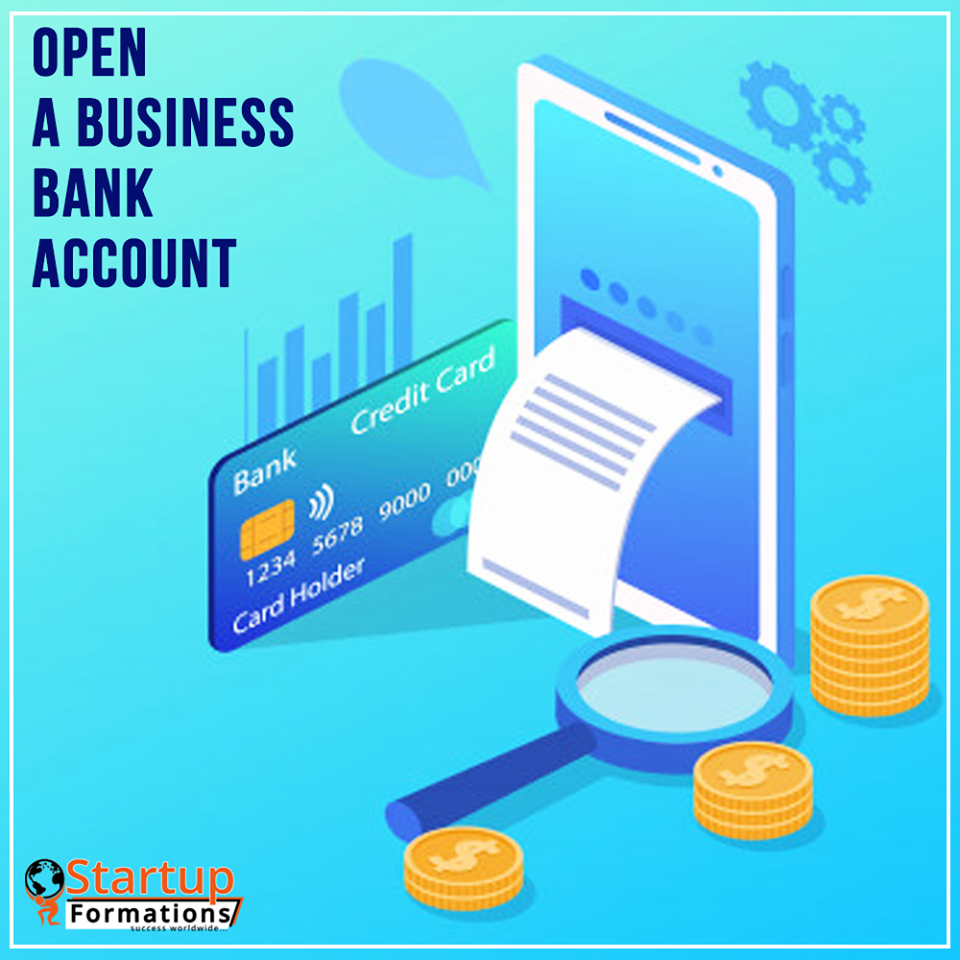 Experience the convenience of company bank opening services