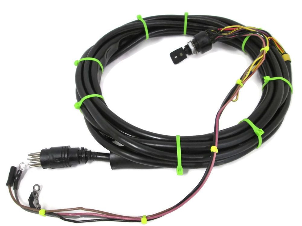 mercury outboard external engine wiring harness 20 ft 8 pin Boat Wiring Harness mercury outboard external engine wiring harness 20 ft 8 pin connector plug and ignition with key mercury mercuryracing outboard sportjet sportjet jets