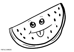Disegni Di Frutta Da Stampare E Colorare Gratis Portale Bambini Frutta Fruit Coloring Coloringpages Coloriage Colori Disegni Di Frutta Colori Disegni