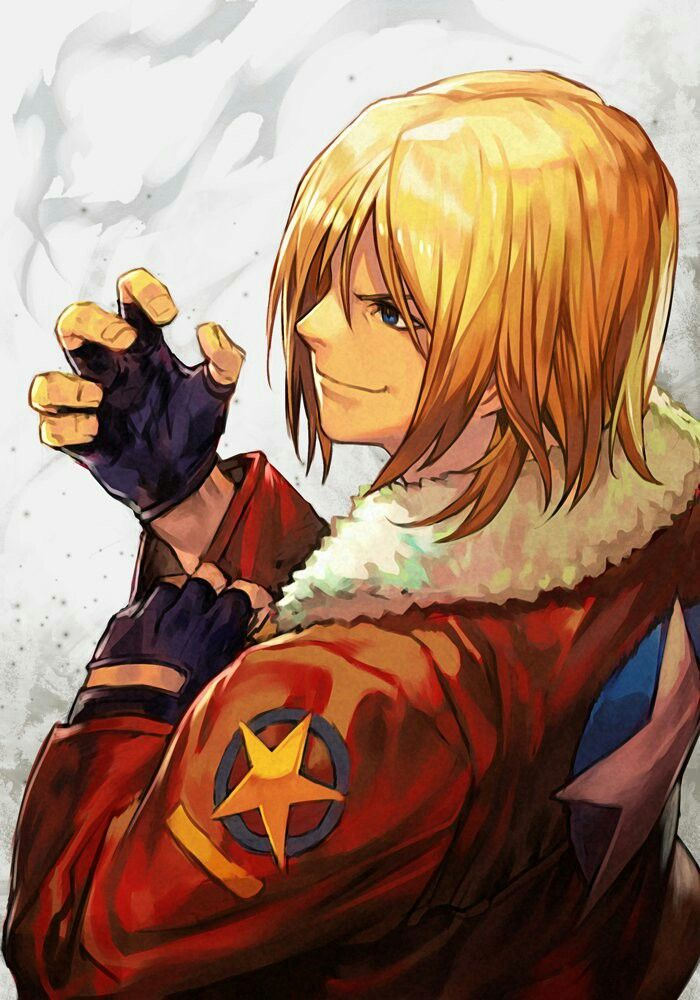 Pin by Mithira on SNK King of fighters, Hot anime guys
