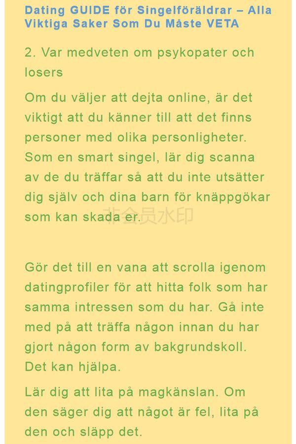 Hur man hittar om någon är på en online dejtingsajt