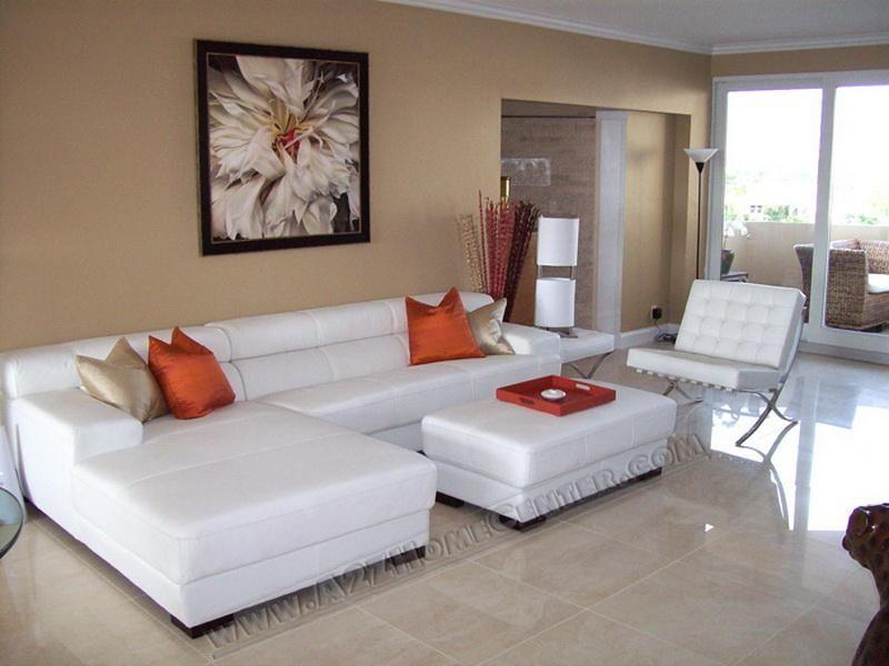 Modern Living Room Furniture: Modern Living Room Furniture White ...