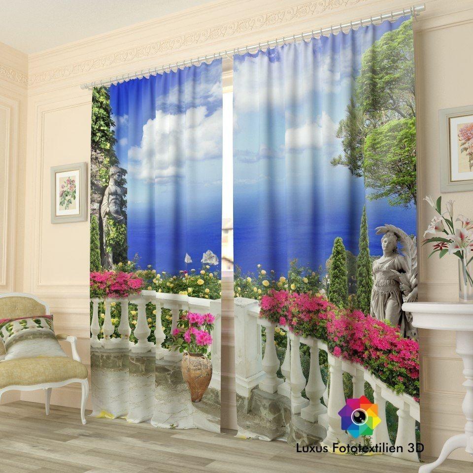 Fotogardine 3D - bei Ebay.de online kaufen. Maßanfertigung in alle ...
