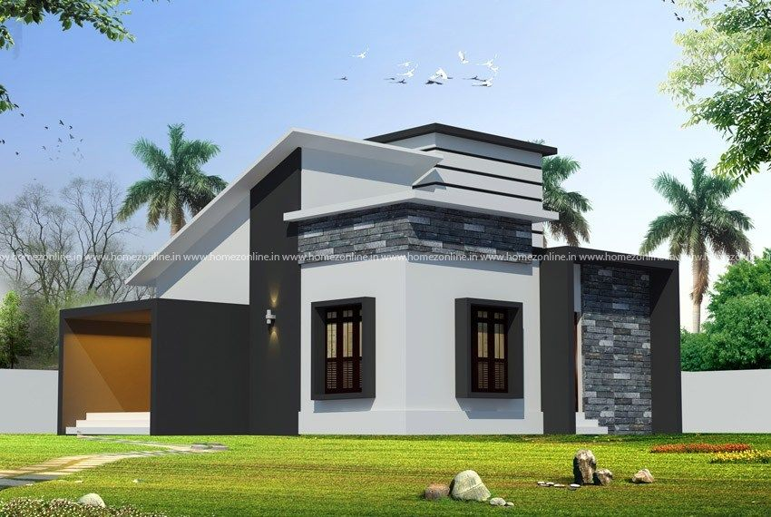 Awesome Minimalist Prefabricated Small Houses With Stairs Entry Areas Also Small Balcony Decors Small House Exteriors Small Modern Home Minimalist House Design