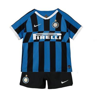 Cheapsoccerkits Shop Children 19 20 Inter Milan Replica Jersey Home Discounted Soccer Uniforms Cheap Soccer Uniforms Inter Milan Milan