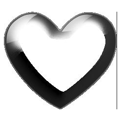 Risultati immagini per heart anchor transparent background