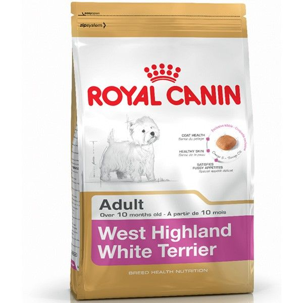 Royal Canin West Highland White Terrier 21 Puppytienda Royal