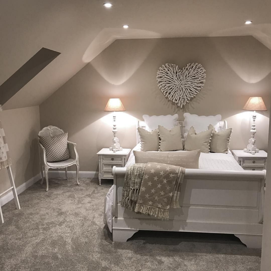 25 Amazing And Beautiful Loft Bedroom Design Ideas for Best Inspiration #bedroominspirations