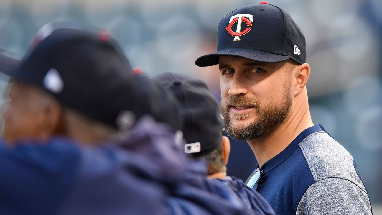Twins' Baldelli named AL top manager in first year (With