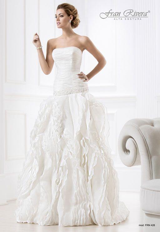 fran rivera alta costura - wedding dress   fran rivera alta costura