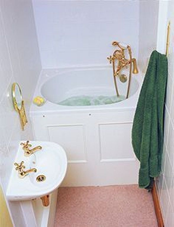 30 Mini Bathtub And Shower Combos Design Ideas For Your