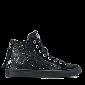 Women's TALBE ponyskin sneakers gwz79 .000.c0005l