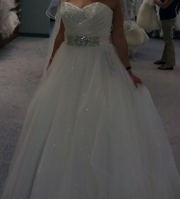 Cinderella Style Wedding Gowns: Alfred Angelo Disney Fairytale Wedding Dress Cinderella