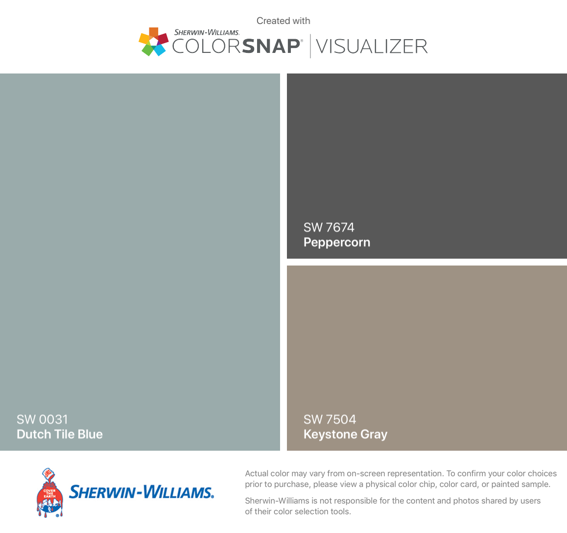 I Found These Colors With Colorsnap Visualizer For Iphone By Sherwin Williams Dutch Tile Blu House Exterior Blue Exterior Door Colors Front Door Paint Colors