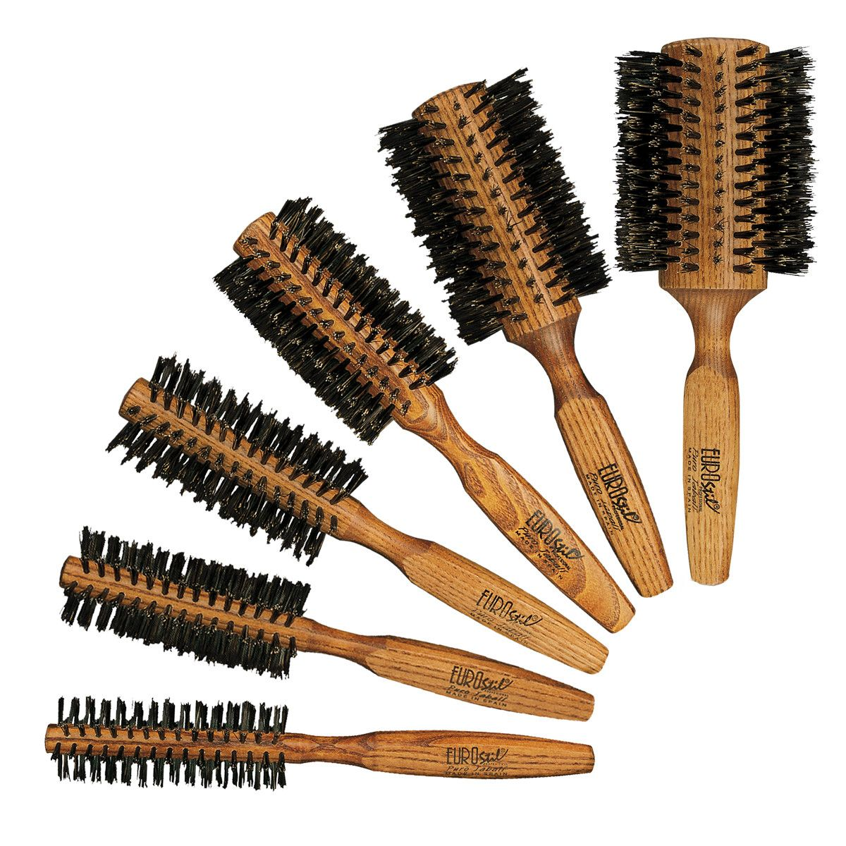 Brosse Brushing En Bois Et Poils De Sanglier Brosse Brushing Longueur De Cheveux Sanglier