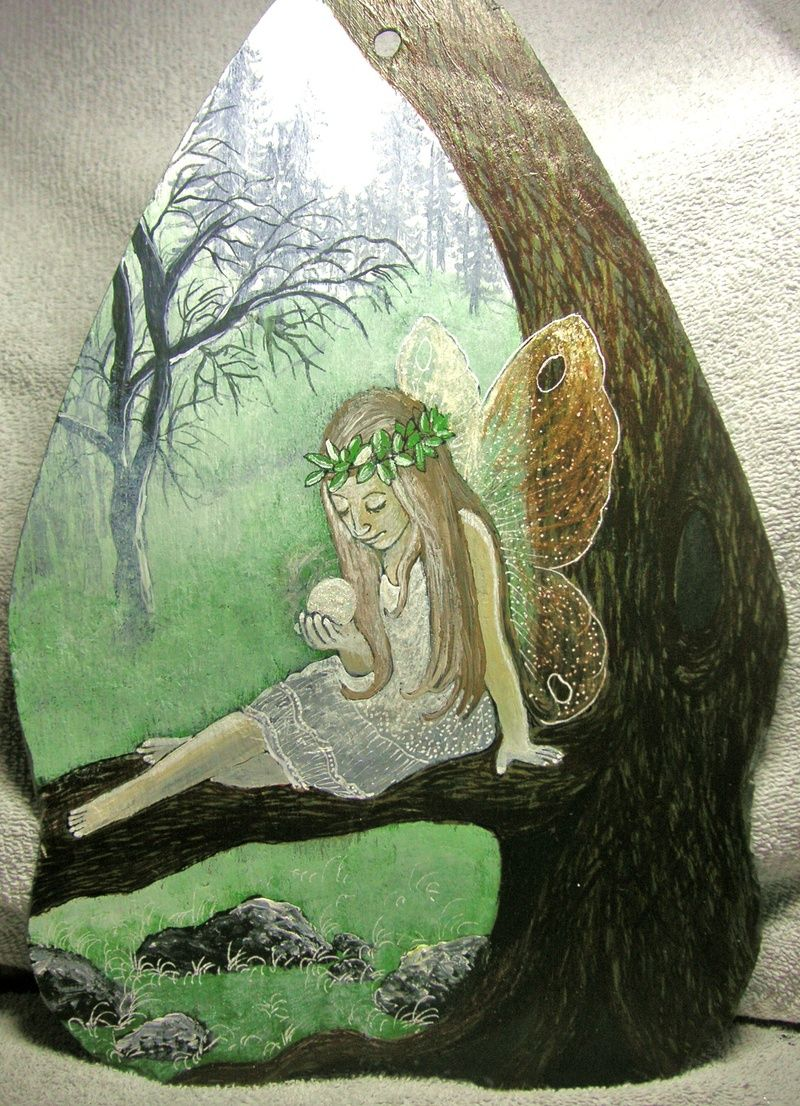 fairy and the orb