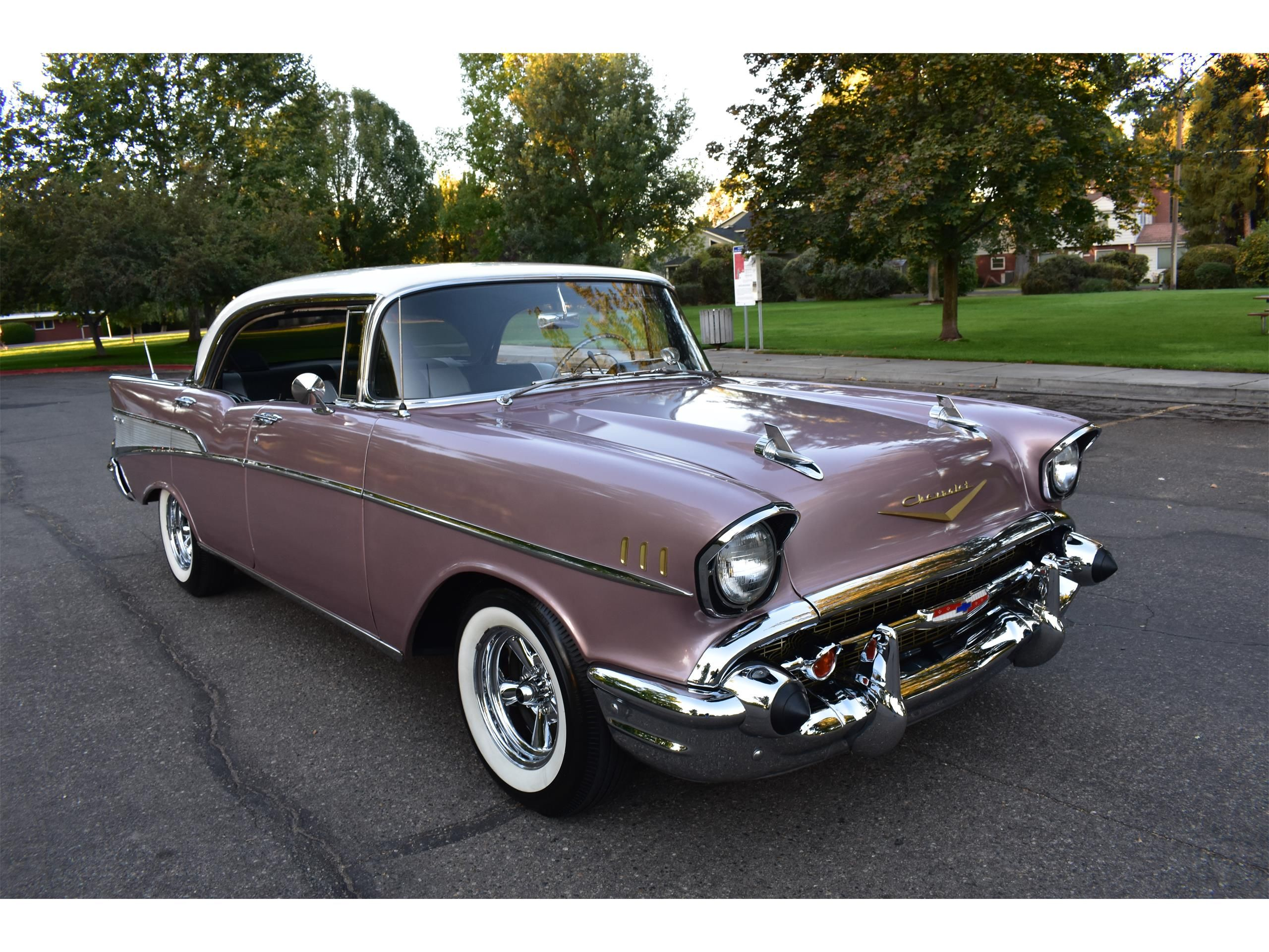 1957 Chevrolet Bel Air For Sale Listing Id Cc 1151772