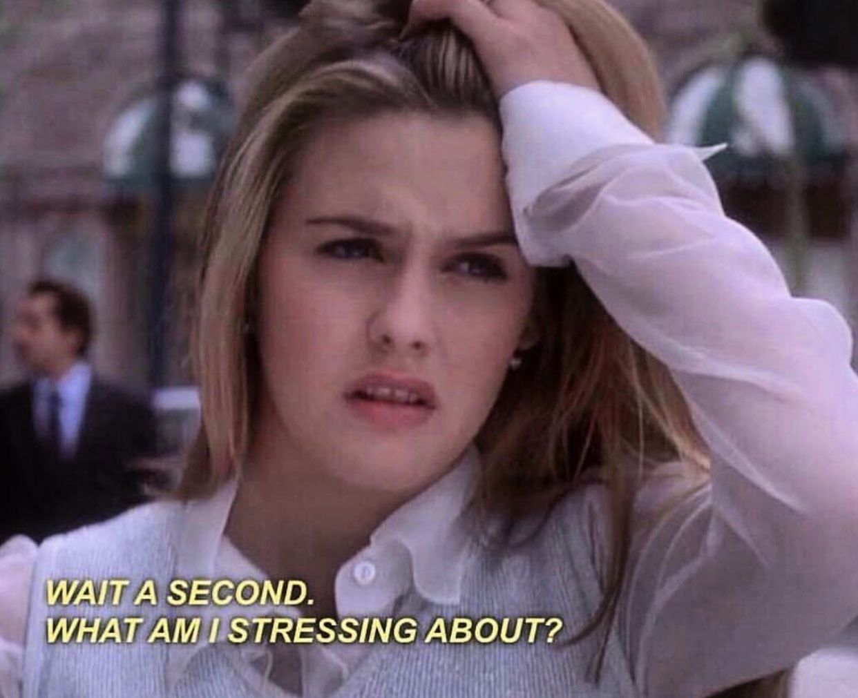 Funny Clueless Movie Quote Pic (With images) Clueless