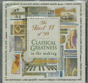 Various - The Best 11 Of '99 (Classical Greatness In The Making): buy CD, Comp, Smplr at Discogs