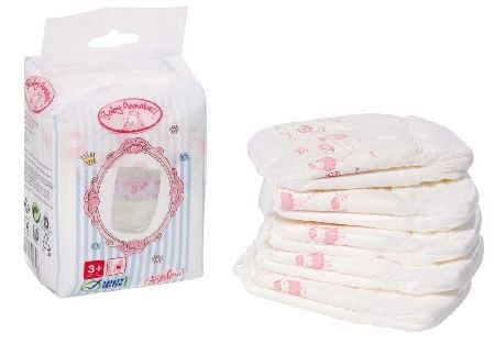 Baby Annabell Nappies 5 Pack ... (Barcode EAN ...