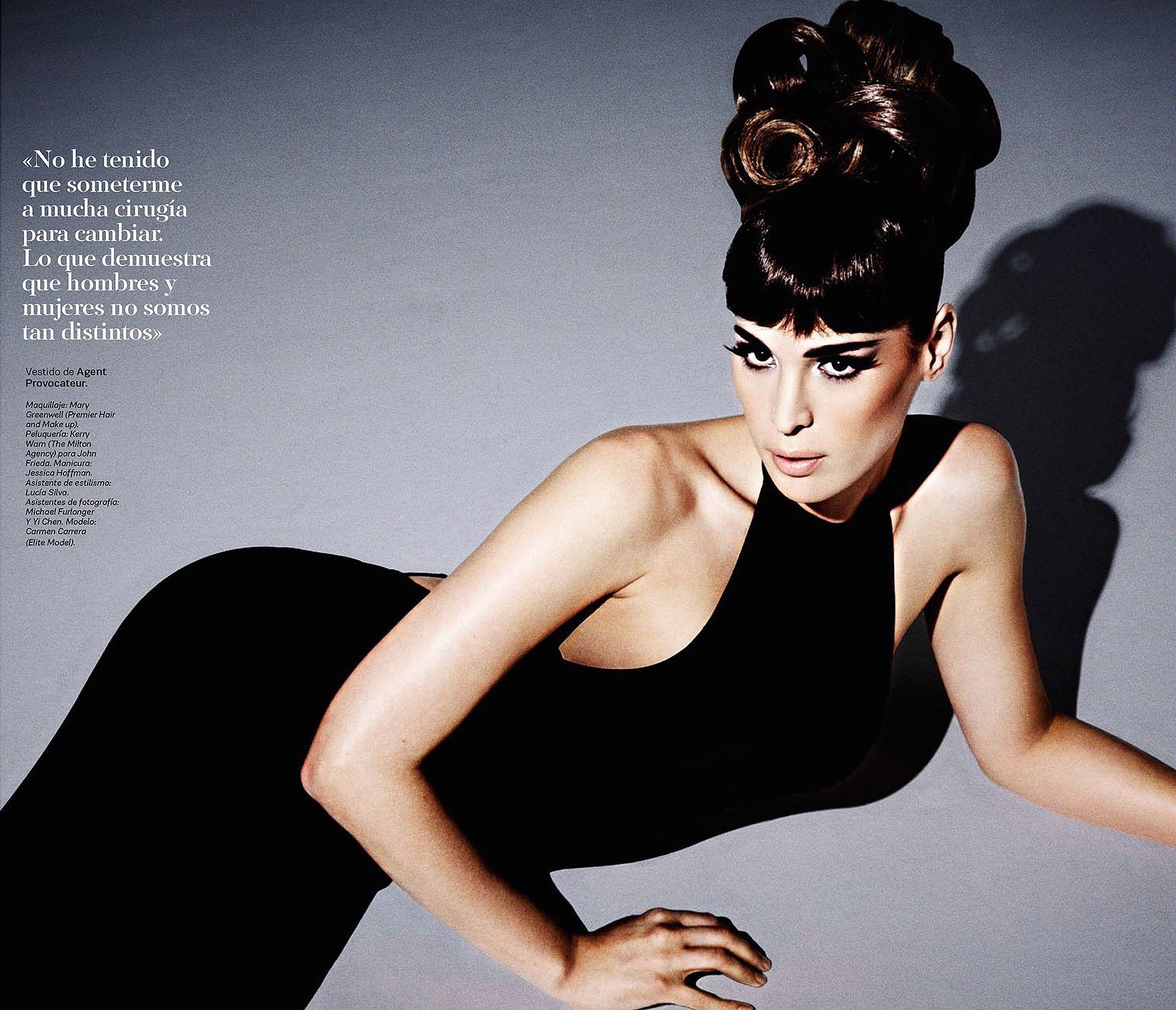 Beauty Crossdresser Androgynous Model - feminization.us
