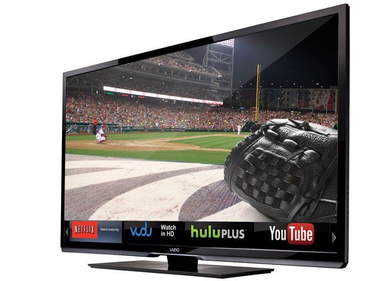 """VIZIO 65"""" 1080p 120Hz LED Smart TV Smart tv, Tvs, Deal sites"""
