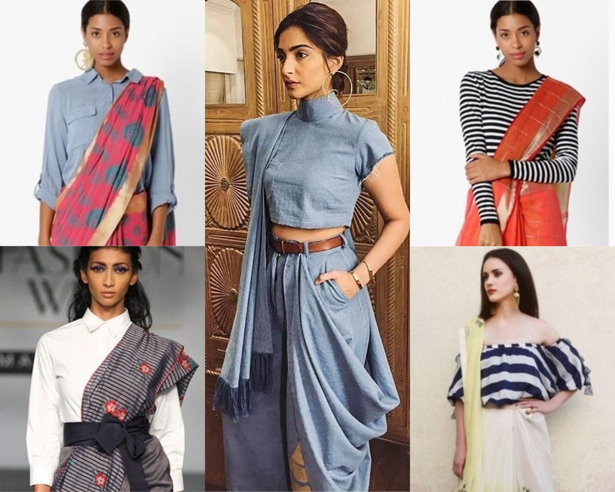 Quirky Stay this summer with indo-western fashion! recommendations to wear in winter in 2019