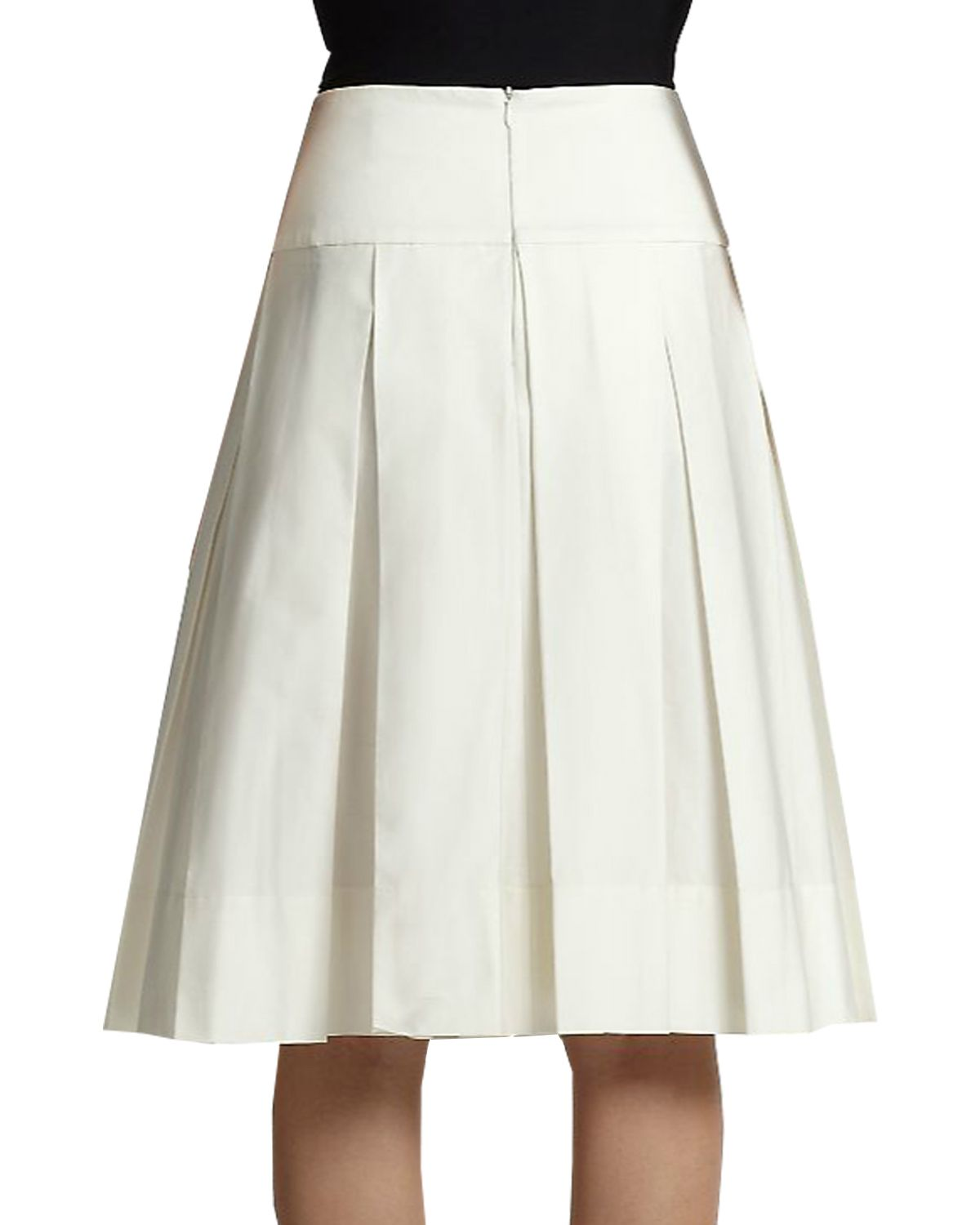 2d4fabc95e Box Pleated Skirt with Yoke in 2019 | Sewing inspirations fall and ...