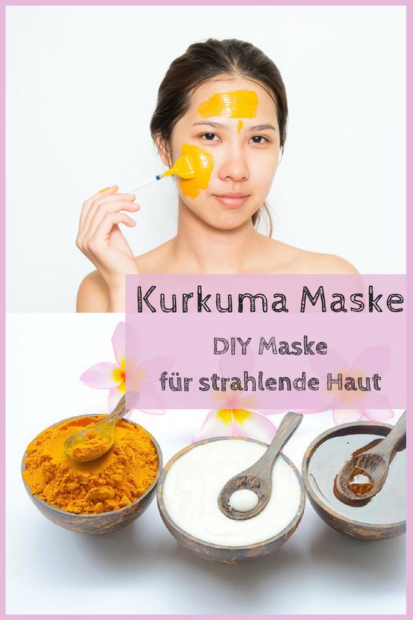 Kurkuma Gesichtsmaske Fur Eine Strahlende Haut Abnehmen Nach Der