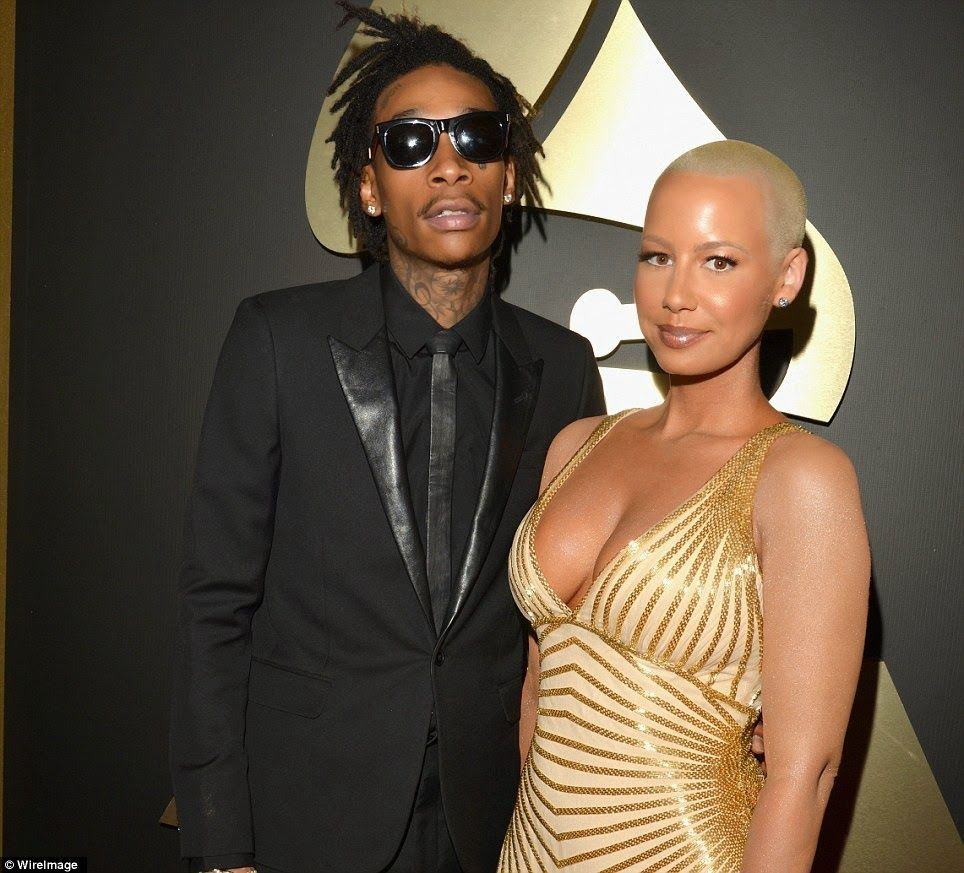to Duisaf's Blog It's all over! Amber Rose files