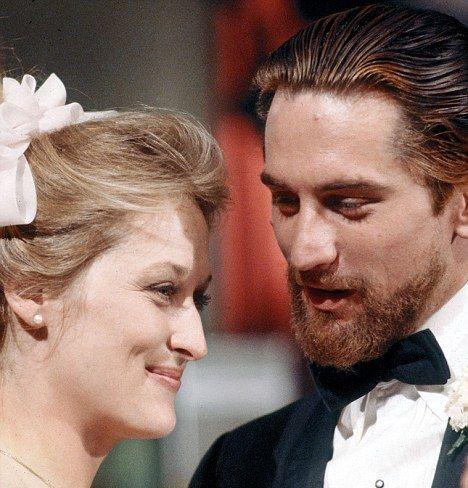 spentmydays:  Meryl Streep and Robert De Niro in The Deer Hunter