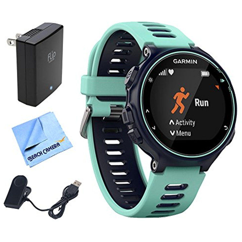 Garmin Forerunner 735XT GPS Running Watch Midnight Blue