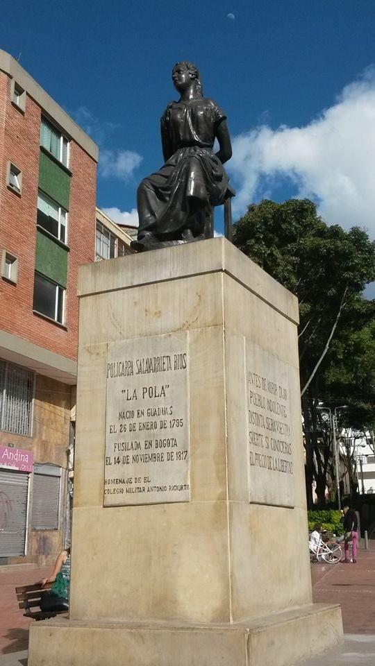 La Pola en Bogotá