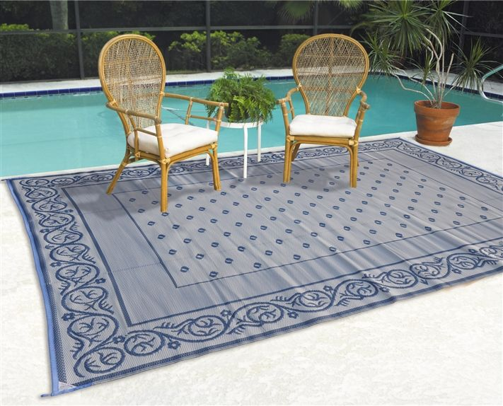 Captivating Large Outdoor Patio Mats