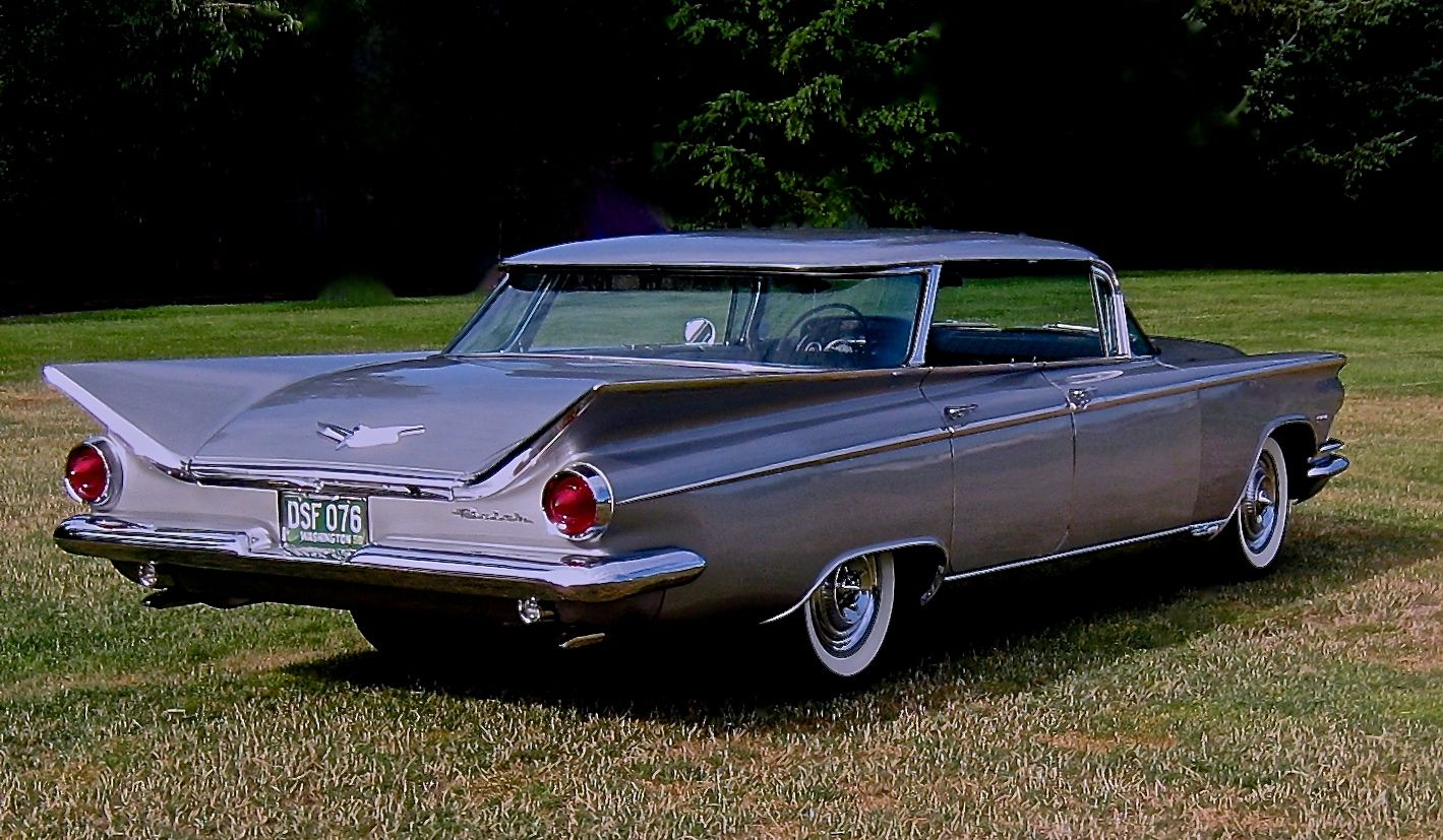 1959 buick electra in silver birch