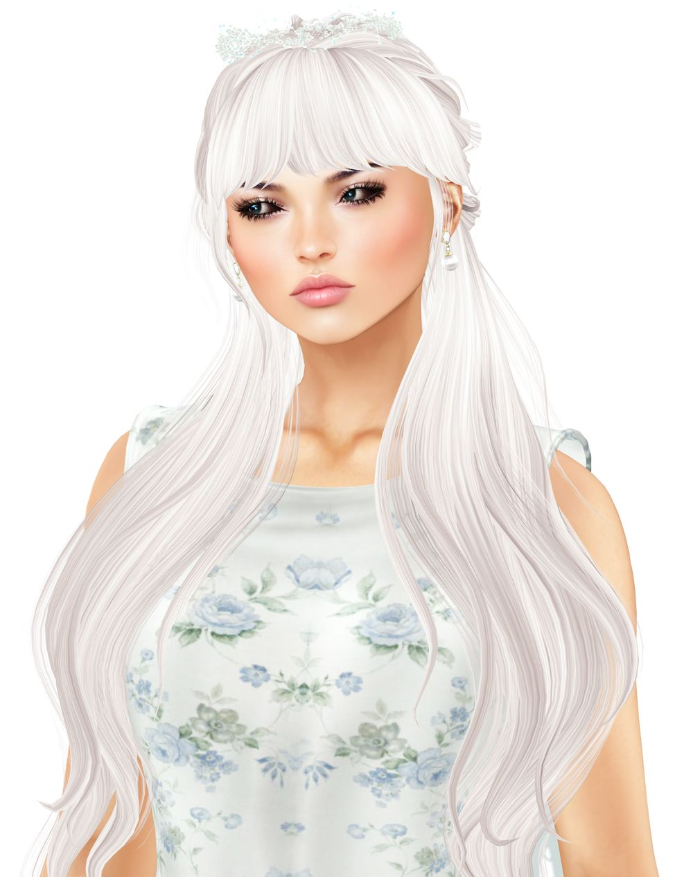 #secondlife Tresses - https://secondsocial.eu/tresses/