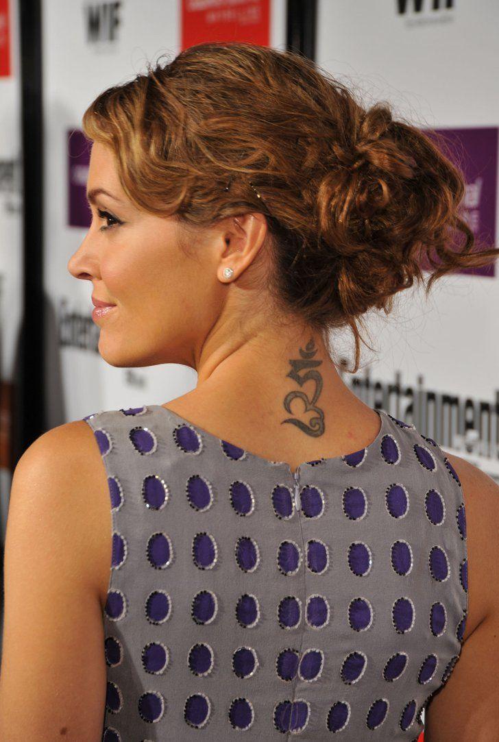 Alyssa Milano Alyssa Milano Celebrities Tattoos Gallery