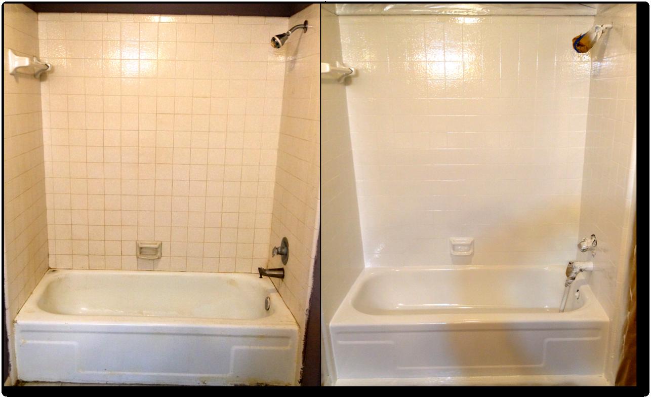 Design With Design Decor And Painting Bathroom Tile Bad Renovieren Badezimmer Streichen Bemalte Fliesen