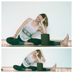 head to toe yin sequence  extended rest  restorative