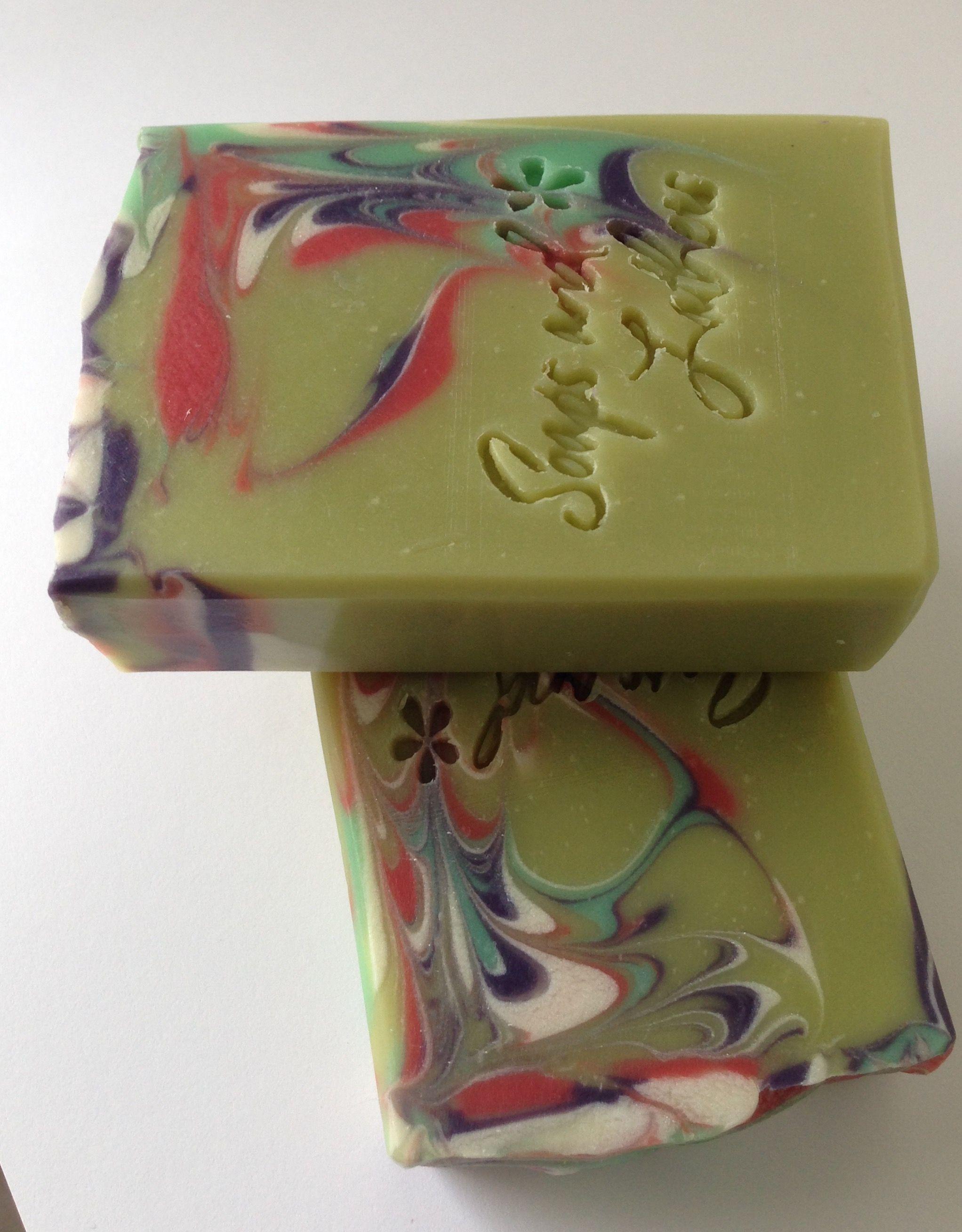 guava soap making