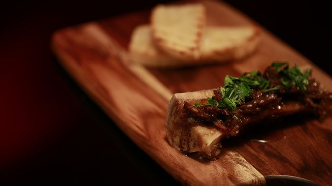 Oxtail and Bone Marrow