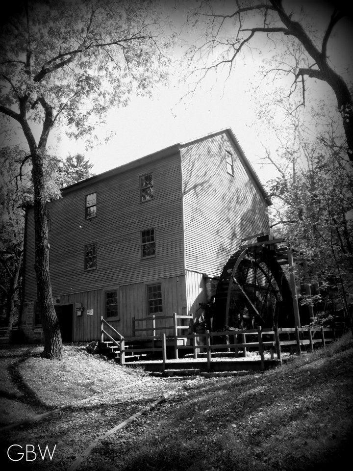 The Mill in Little Buffalo