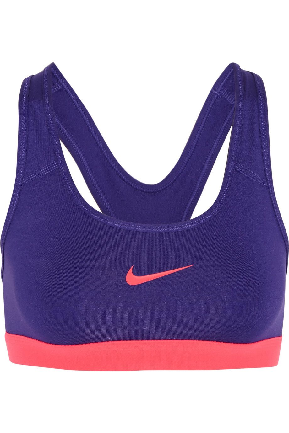 Nike pro classic drifit stretchjersey sports bra net