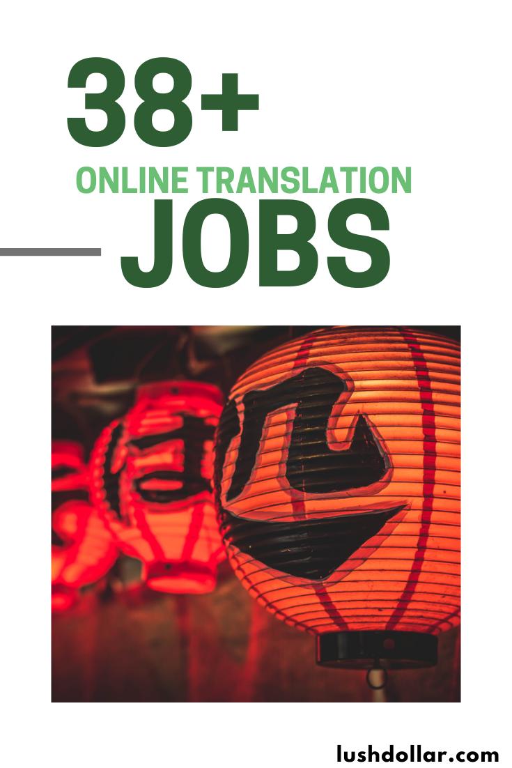 38 Online Translation Jobs To Consider Now Hiring Freelance