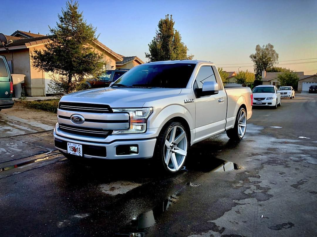 Just Another Stock Ford Singlecab Fordracing